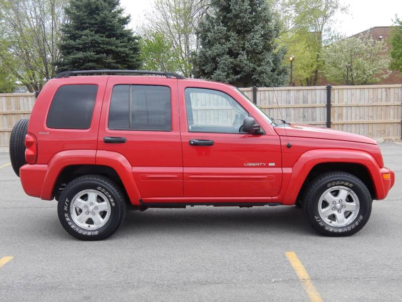 2002 Jeep Liberty for sale at Moto Zone Inc in Melrose Park IL