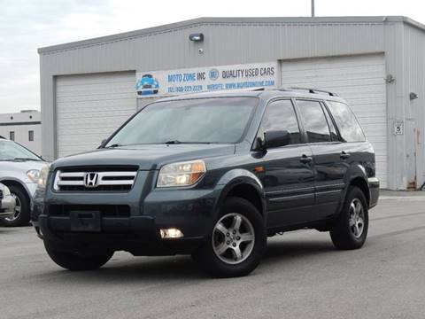 2006 Honda Pilot for sale at Moto Zone Inc in Melrose Park IL