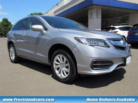2017 Acura RDX for sale at Precision Acura of Princeton in Lawrenceville NJ
