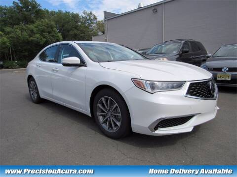 2020 Acura TLX for sale at Precision Acura of Princeton in Lawrenceville NJ