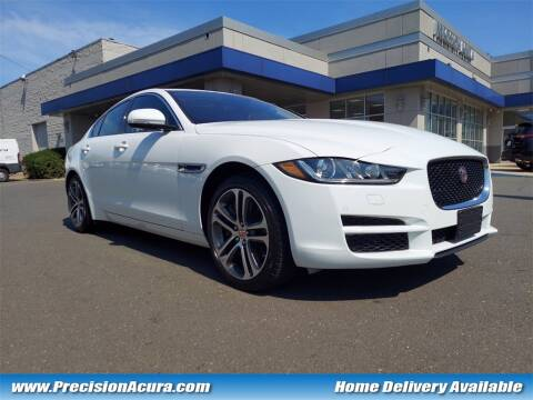 2017 Jaguar XE for sale at Precision Acura of Princeton in Lawrenceville NJ