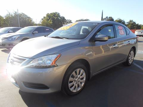 2014 Nissan Sentra for sale in Stockton, CA