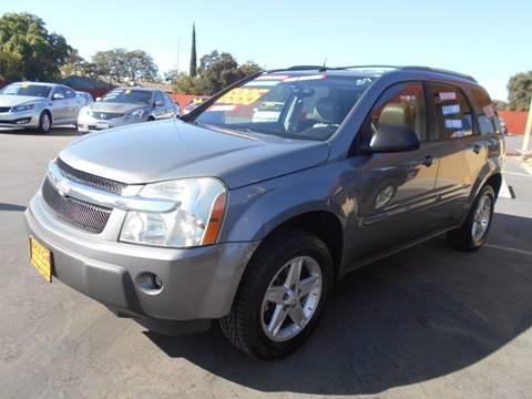 2005 Chevrolet Equinox for sale in Stockton, CA