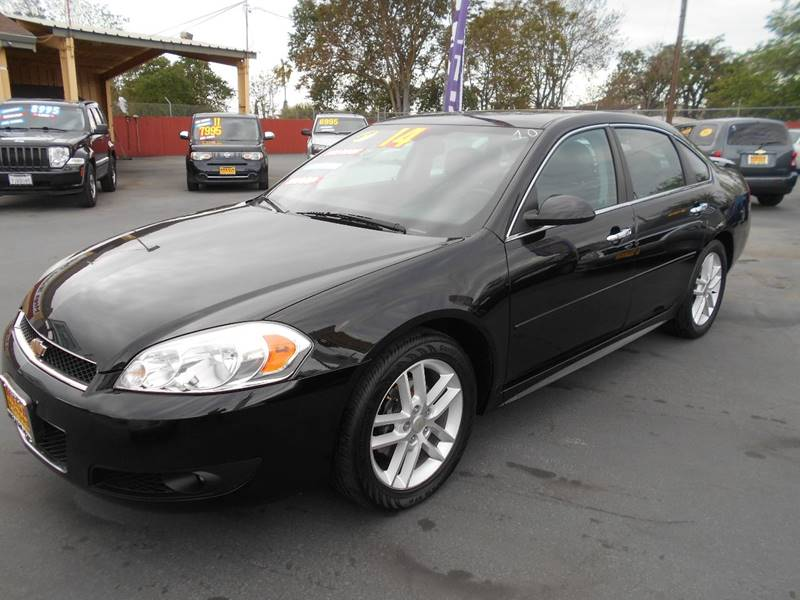 2014 Chevrolet Impala Limited Ltz Fleet 4dr Sedan In Stockton Ca