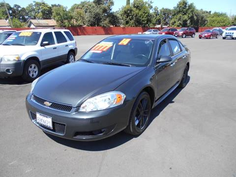 2014 Chevrolet Impala Limited for sale in Stockton, CA