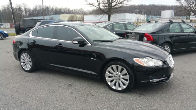 2009 Jaguar XF Premium Luxury 4dr Sedan   Greensboro NC