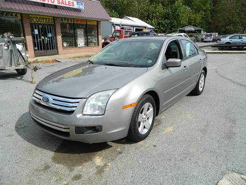 2008 Ford Fusion for sale in Elkton, MD
