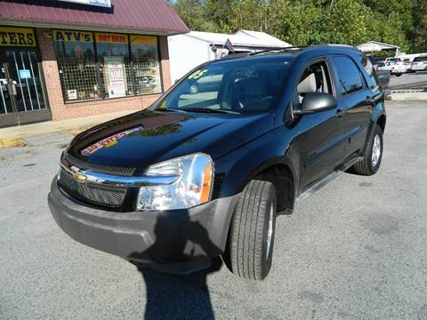 2005 Chevrolet Equinox for sale in Elkton, MD