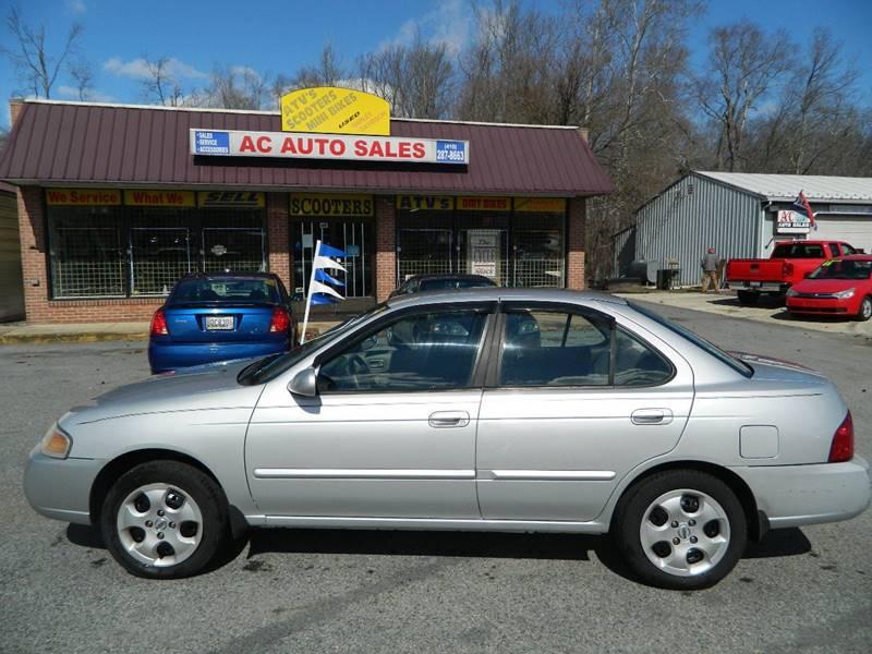 2005 Nissan Sentra 1.8 S 4dr Sedan   Elkton MD