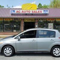 2008 Nissan Versa 1.8 S 4dr Hatchback 4A   Elkton MD