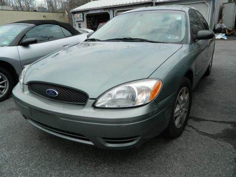 2006 Ford Taurus for sale in Elkton, MD