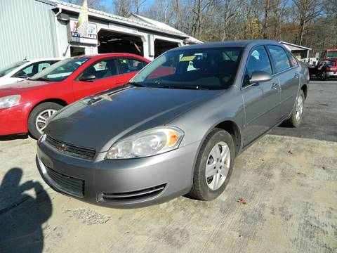 2006 Chevrolet Impala for sale in Elkton, MD