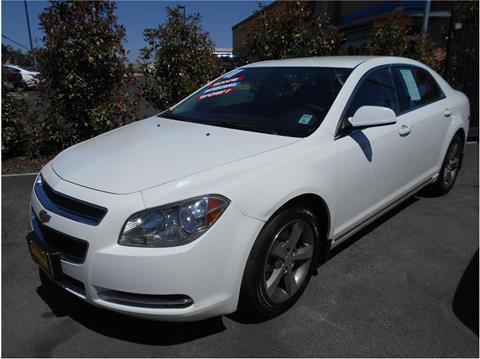 2011 Chevrolet Malibu for sale in Stockton CA