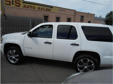 2009 Chevrolet Tahoe for sale in Stockton, CA
