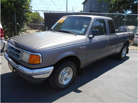 1995 Ford Ranger for sale in Stockton CA