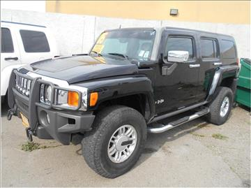 2006 HUMMER H3 for sale in Stockton, CA