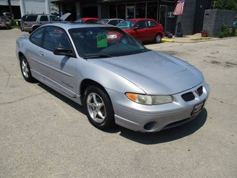 2000 Pontiac Grand Prix for sale in Marion, IA