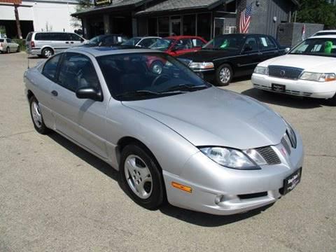 2003 Pontiac Sunfire for sale in Marion, IA