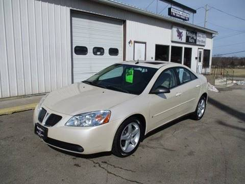 2008 Pontiac G6 for sale in Marion, IA