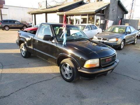 1999 GMC Sonoma for sale in Marion, IA