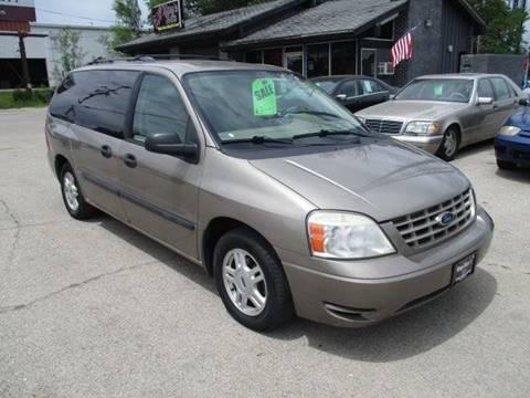 2004 Ford Freestar