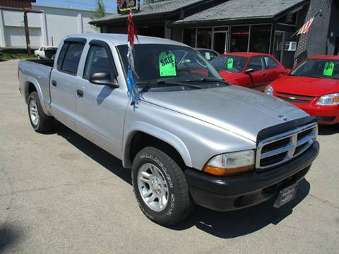 2004 Dodge Dakota for sale in Marion, IA