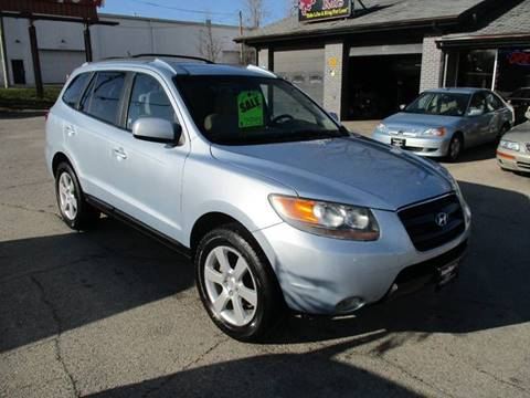 2007 Hyundai Santa Fe for sale in Marion, IA