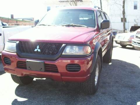 2003 Mitsubishi Montero Sport for sale in Providence, RI
