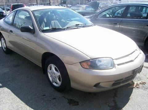 2003 Chevrolet Cavalier for sale in Providence, RI