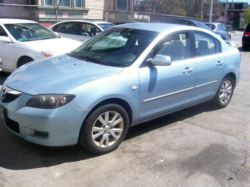 2008 Mazda MAZDA3 for sale at Dambra Auto Sales in Providence RI
