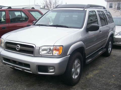 2002 Nissan Pathfinder for sale in Providence, RI