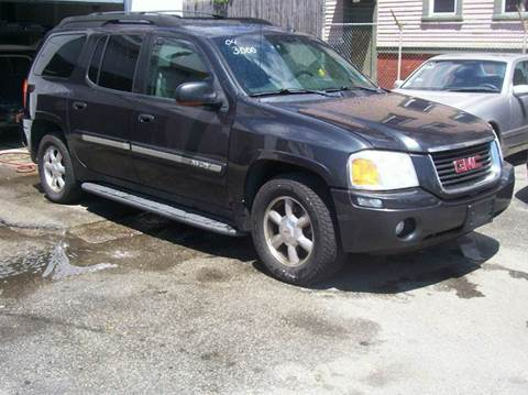 2004 GMC Envoy XL for sale at Dambra Auto Sales in Providence RI