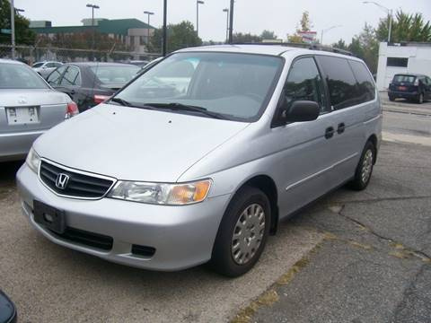 2003 Honda Odyssey for sale in Providence, RI