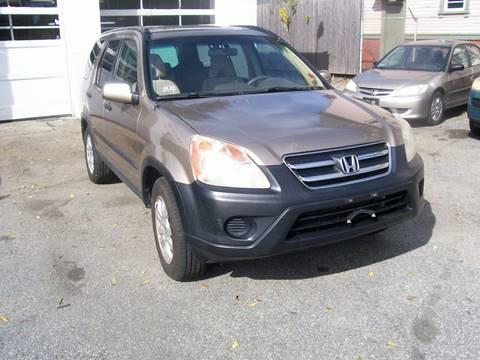 2005 Honda CR-V for sale in Providence, RI