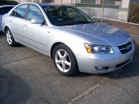2007 Hyundai Sonata for sale in Providence, RI