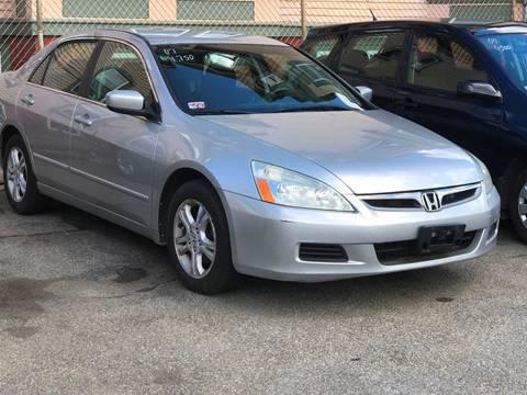 2007 Honda Accord for sale in Providence, RI
