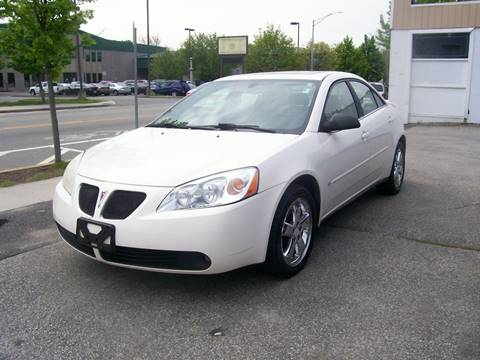 2007 Pontiac G6 for sale in Providence, RI