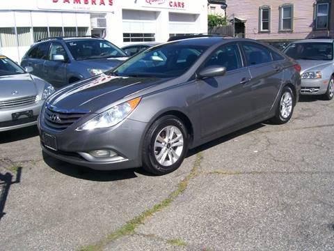 2013 Hyundai Sonata for sale in Providence, RI