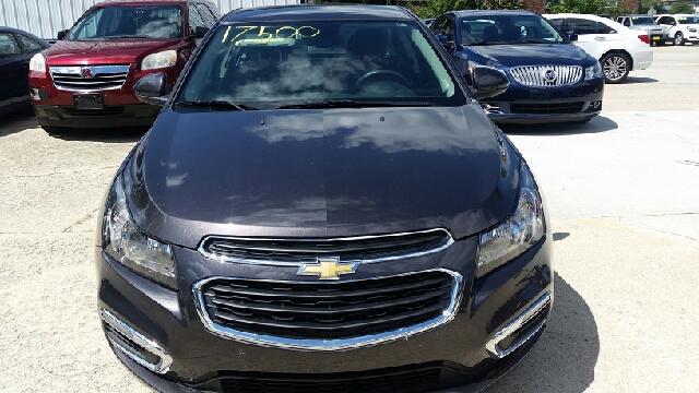 2016 Chevrolet Cruze Limited 2LT Auto 4dr Sedan w/1SH - Rantoul IL