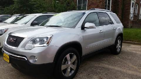 2011 GMC Acadia for sale in Rantoul, IL