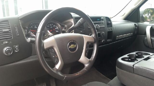 2012 Chevrolet Silverado 1500 4x2 LT 4dr Extended Cab 6.5 ft. SB - Rantoul IL