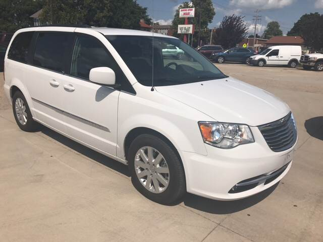 2014 Chrysler Town and Country Touring 4dr Mini-Van - Rantoul IL