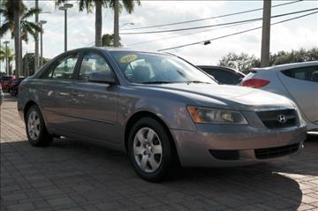 2007 Hyundai Sonata for sale in Coconut Creek, FL