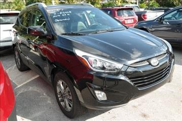 2014 Hyundai Tucson for sale in Coconut Creek, FL