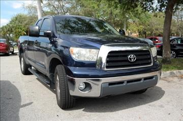 2008 Toyota Tundra for sale in Coconut Creek, FL