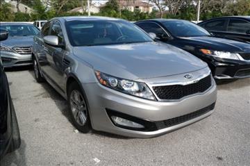 2013 Kia Optima for sale in Coconut Creek, FL