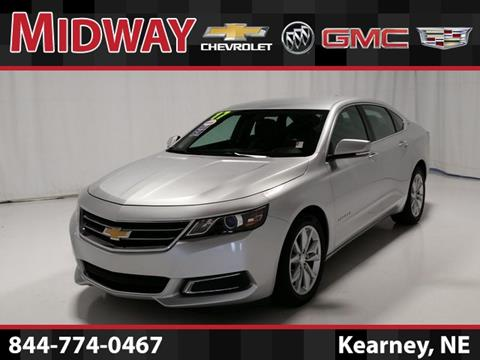 2017 Chevrolet Impala for sale in Kearney NE