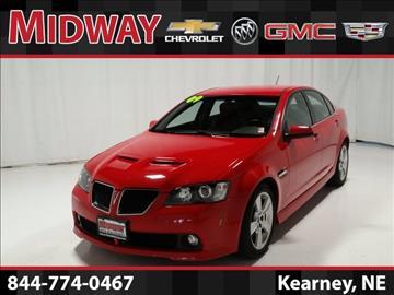 2009 Pontiac G8 for sale in Kearney, NE
