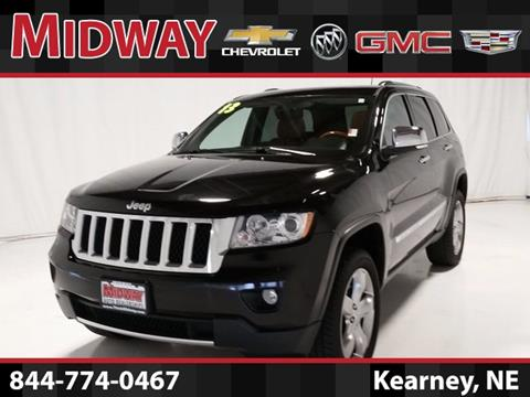 2013 Jeep Grand Cherokee for sale in Kearney, NE