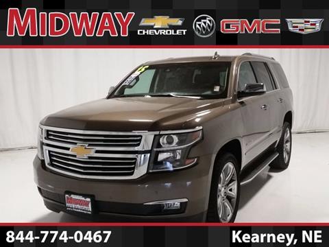 2015 Chevrolet Tahoe for sale in Kearney, NE